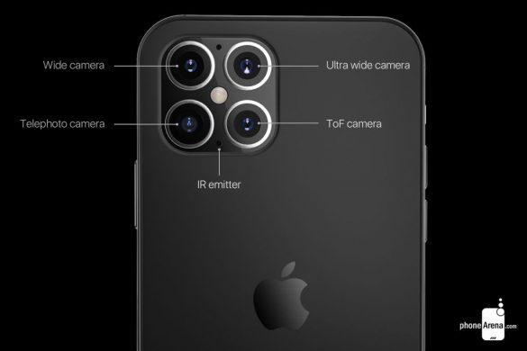 Apple va folosi un nou tip de stabilizare pentru camera lui iPhone 12