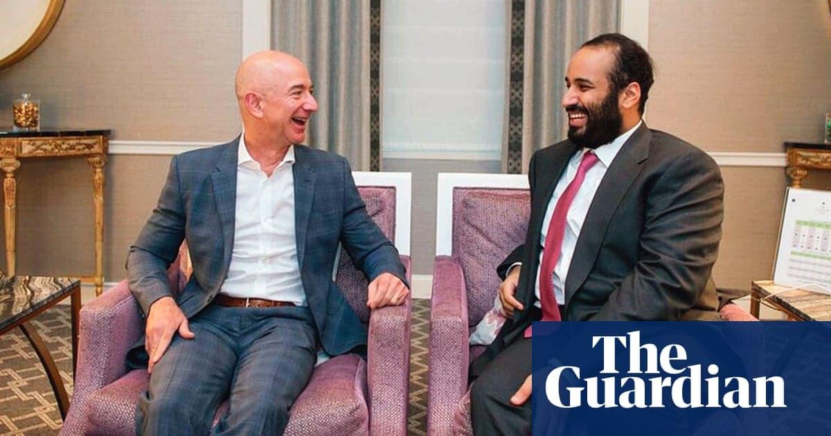 Printul coroanei saudite implicat in hacking-ul telefonului CEO-ului Amazon, Jeff Bezos