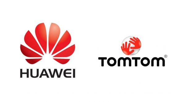 Huawei a incheiat un parteneriat cu TomTom pentru a dezvolta o alternativa la Google Maps