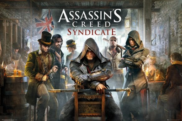 Assassin's Creed Syndicate si Faeria oferite gratuite pe Epic Games Store