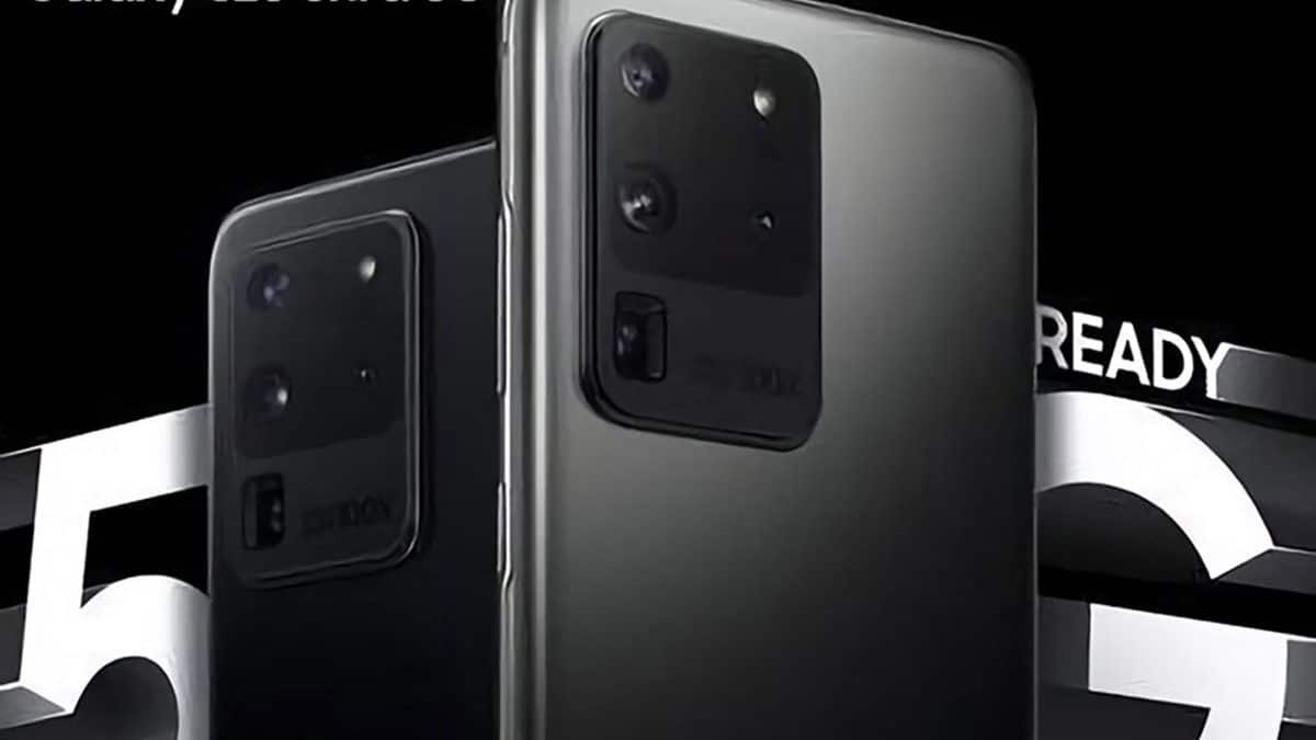 Samsung Galaxy S20 Ultra – Modelul Ultra Premium, camera principala de 108MP si zoom pana la 100X