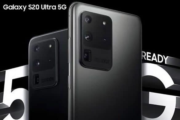 Samsung Galaxy S20 Ultra - Modelul Ultra Premium, camera principala de 108MP si zoom pana la 100X