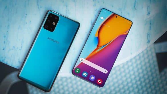 Samsung Galaxy S20 si S20+ - Display AMOLED 120HZ, zoom 30X, filmare 8K si multe alte imbunatatiri