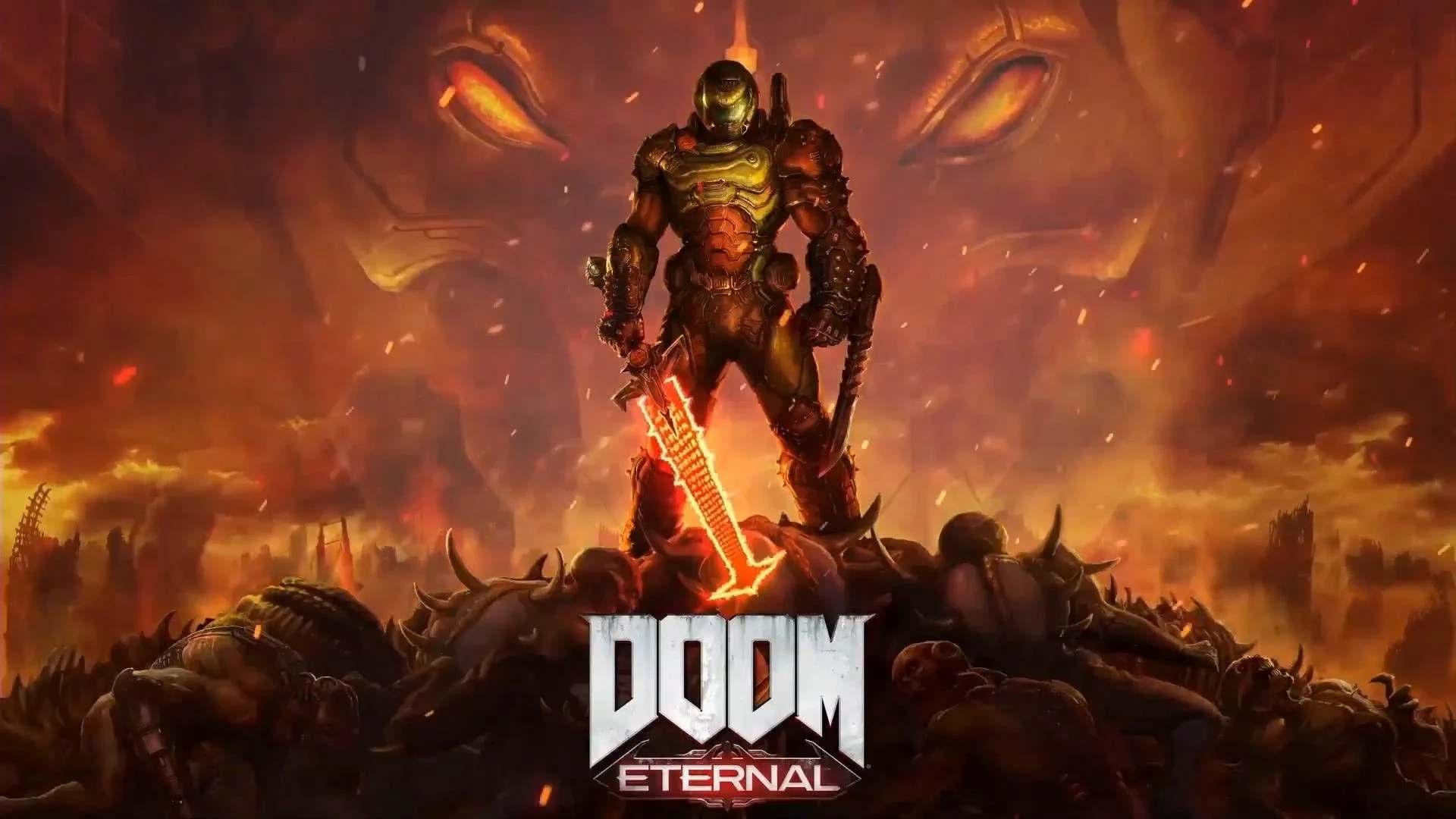 Doom Eternal Doom-eternal