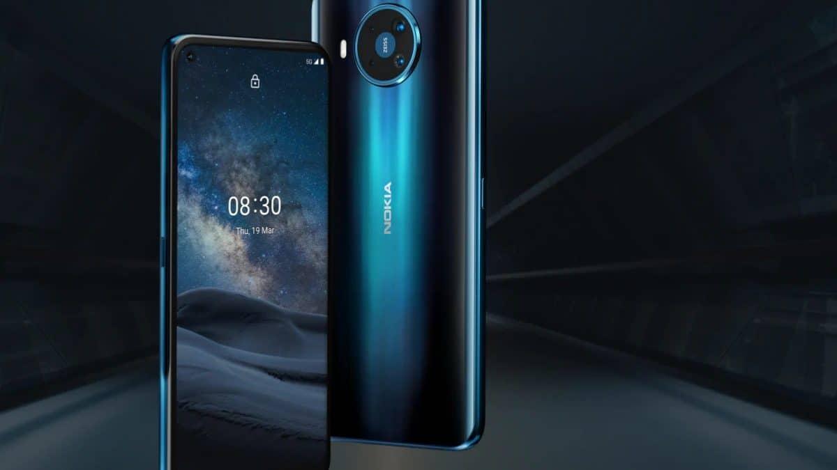 Proaspat lansatul Nokia 8.3 este primul telefon cu modem 5G integrat