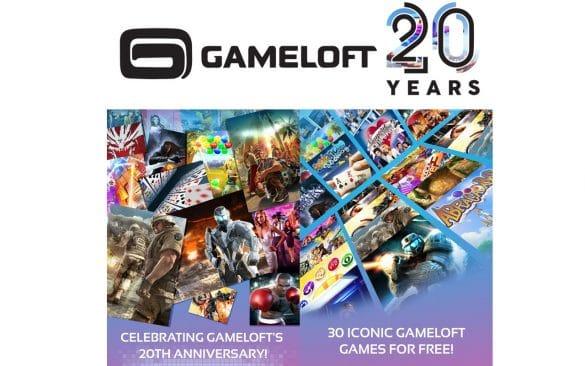 Gameloft lanseaza gratuit o aplicatie cu 30 din jocurile sale clasice