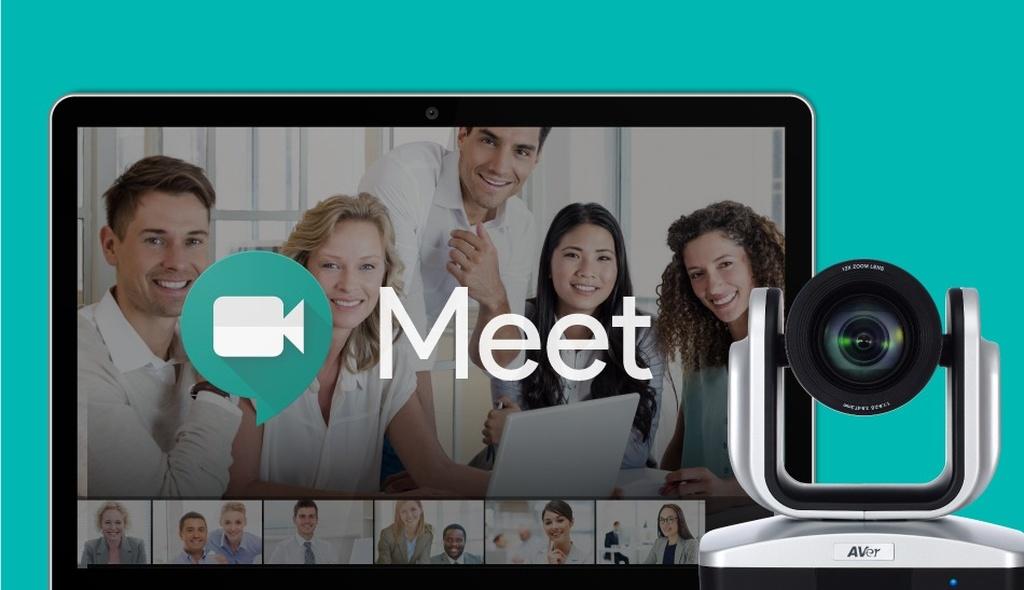 Google Meet este acum gratis, suporta pana la 100 de participanti la o conferinta video