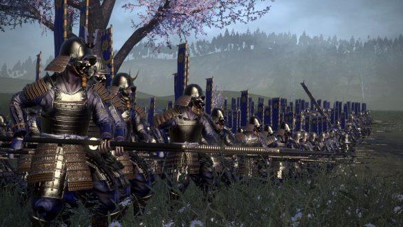 Total War: Shogun 2 este gratis pe Steam pana la data de 1 mai