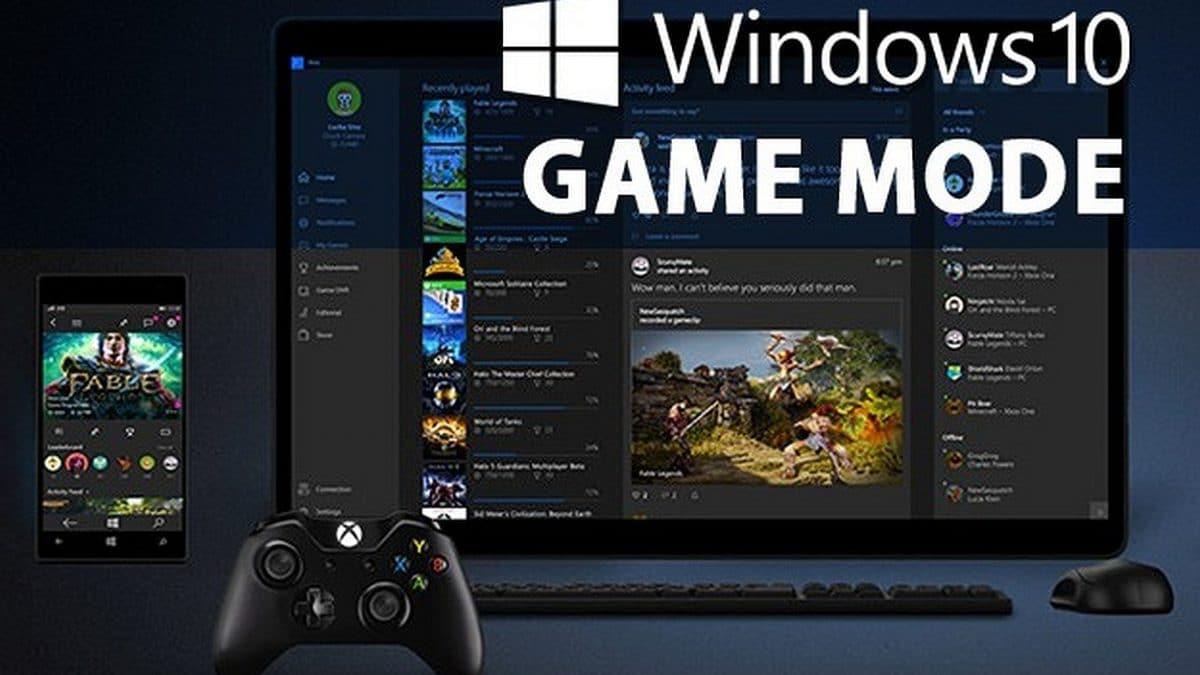 Game Mode din Windows 10 inrautateste performanta jocurilor
