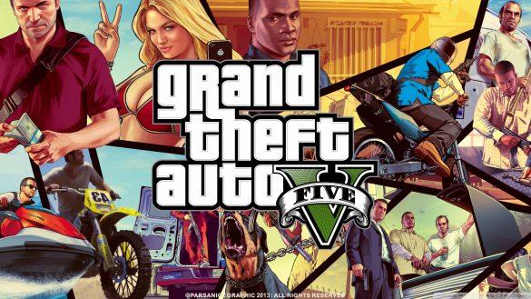 Surpriza de proportii : Noul joc gratuit oferit de Epic Games Store este GTA V