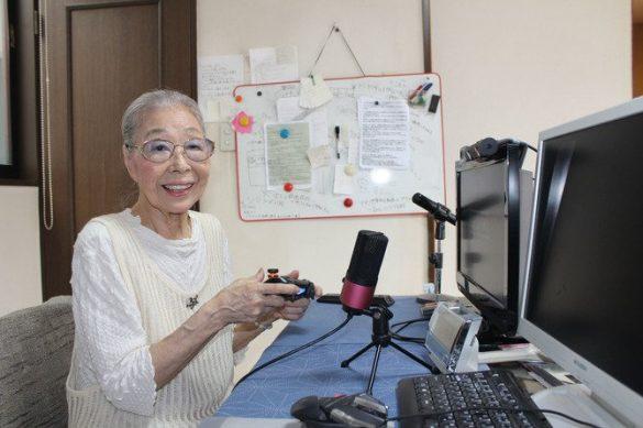 Hamako Mori, bunicuta gamerita in varsta de 90 de ani, a intrat in Guiness World Records