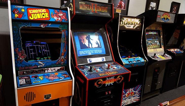 Jocuri arcade clasice care pot fi jucate gratuit chiar din browser