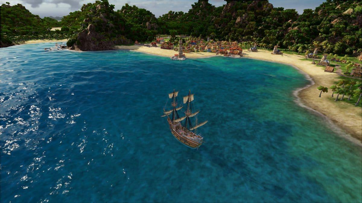 Port Royale 4 beta este disponibil pentru toti cei care precomanda jocul