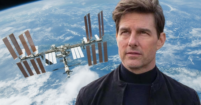 NASA a confirmat ca Tom Cruise va face un film la bordul Statiei Spatiale Internationale