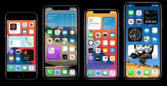Apple a anuntat iOS 14 care introduce o multime de functionalitati care se regasesc pe Android