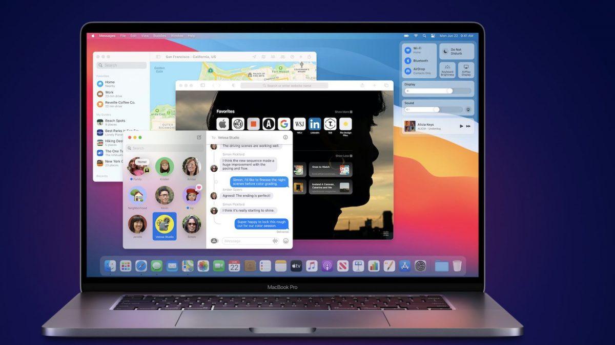 Apple redefineste sistemul de operare desktop cu noul macOS Big Sur