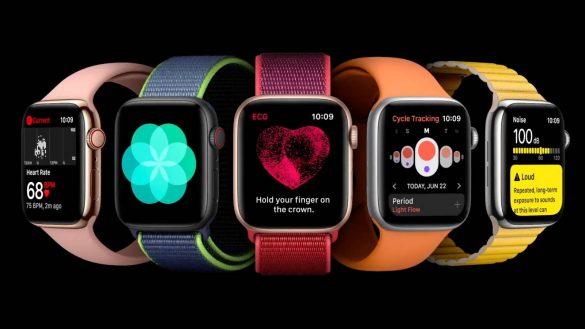 Apple a anuntat nou sistem de operare pentru ceasuri, watchOS 7