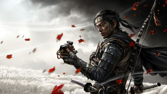 Ghost of Tsushima Review - PS4 se retrage in plina glorie
