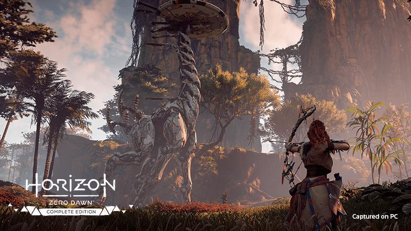 Horizon Zero Dawn nu mai este exclusiv PS4 – va fi lansat in august pe Steam si Epic Games Store