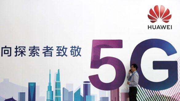 Huawei nu va mai putea sa isi vanda echipamentele 5G in Marea Britanie