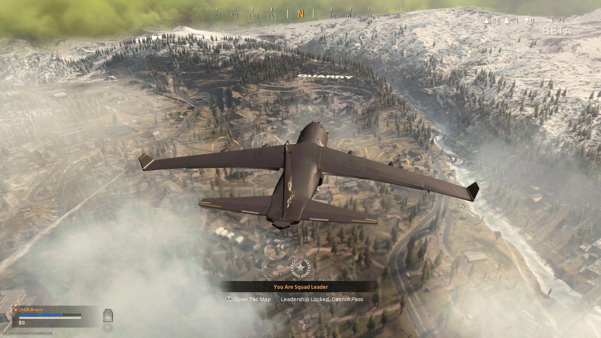 avion cod warzone