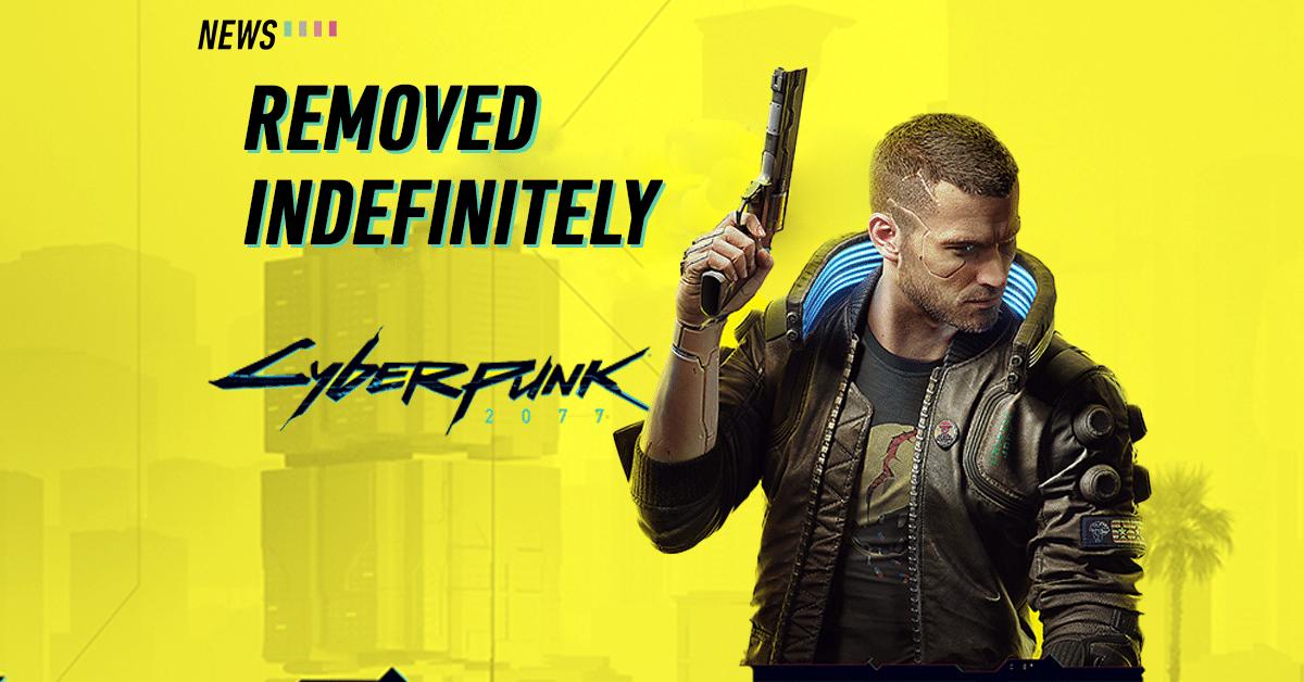Afla motivul pentru care Sony a scos Cyberpunk 2077 de pe Playstation Store