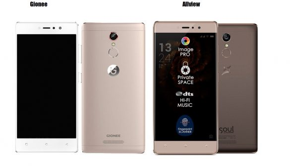 gionee allview